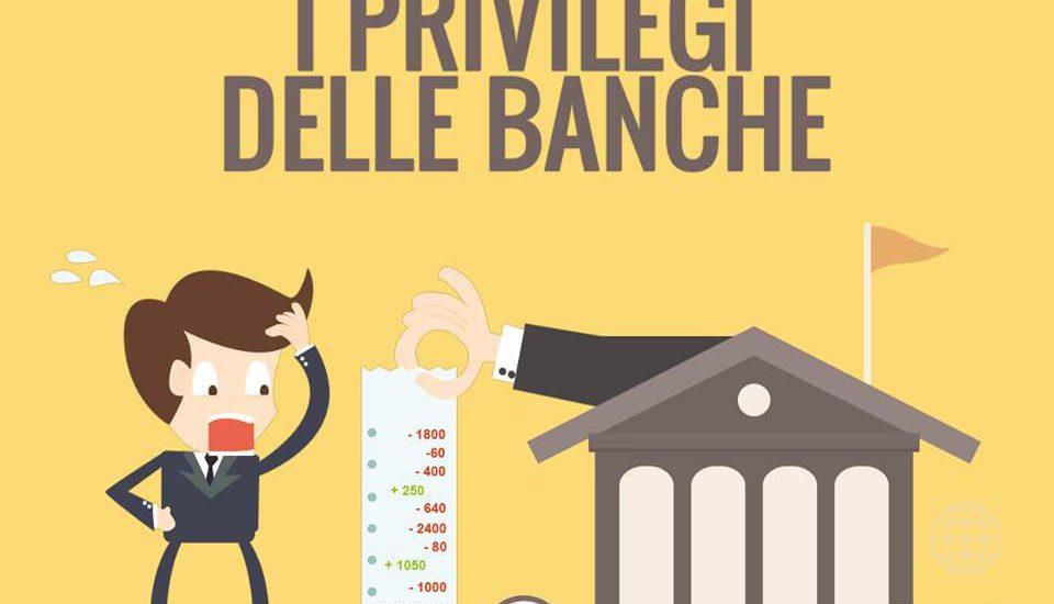 I Privilegi delle banche