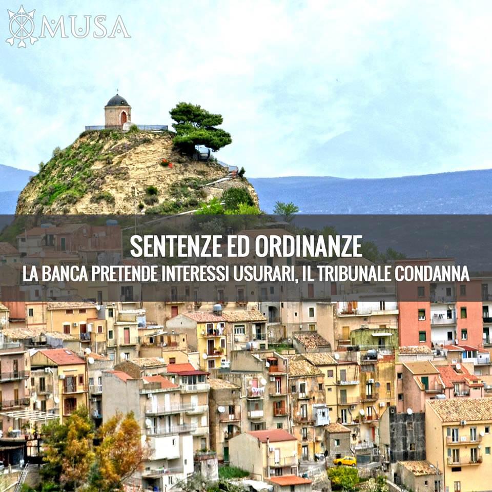 Esdebitazione: Sentenza storica a Catania.